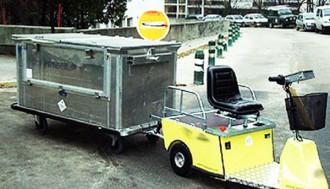 Tracteur électrique utilitaire - Devis sur Techni-Contact.com - 3