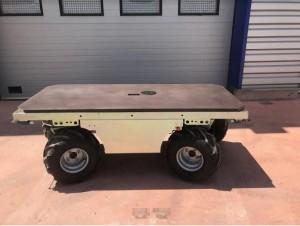 Tracteur pousseur mobil home - Devis sur Techni-Contact.com - 2