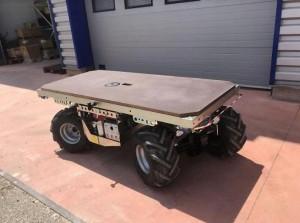 Tracteur pousseur mobil home - Devis sur Techni-Contact.com - 3