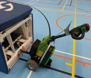 Tracteur pousseur de manutention 1500 kg - Devis sur Techni-Contact.com - 3
