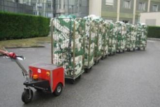 Tracteur pousseur électrique 12 tonnes - Devis sur Techni-Contact.com - 1