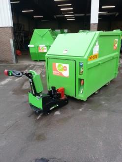 Tracteur pousseur électrique 2500 kg à batterie - Devis sur Techni-Contact.com - 5