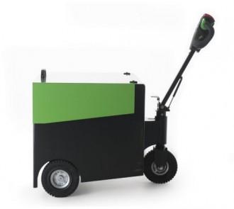 Tracteur pousseur électrique 6000 Kg - Devis sur Techni-Contact.com - 1