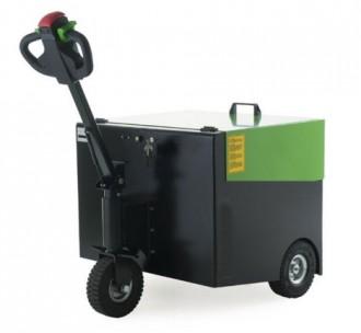 Tracteur pousseur électrique 6000 Kg - Devis sur Techni-Contact.com - 2