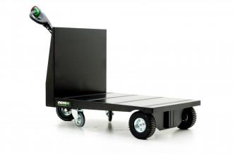 Tracteur pousseur électrique à plateforme - Devis sur Techni-Contact.com - 1
