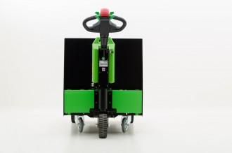 Tracteur pousseur électrique à plateforme - Devis sur Techni-Contact.com - 4