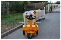 Tracteur pousseur pour chariots supermarché - Devis sur Techni-Contact.com - 2