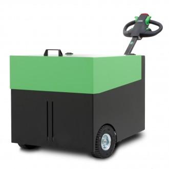 Tracteur pousseur rechargeable 6000 kg - Devis sur Techni-Contact.com - 1