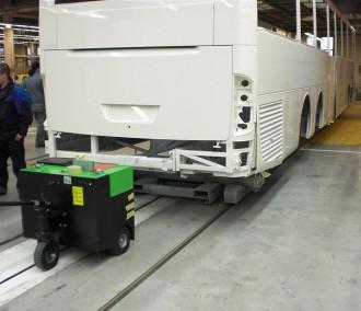 Tracteur pousseur rechargeable 6000 kg - Devis sur Techni-Contact.com - 4