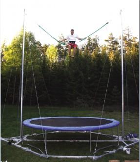 Trampoline élastique pour enfants - Devis sur Techni-Contact.com - 1