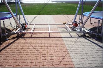 Trampoline élastique pour extérieur - Devis sur Techni-Contact.com - 3
