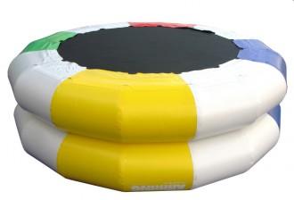 Trampoline gonflable pour 2 enfants 4 à 12 ans - Devis sur Techni-Contact.com - 1