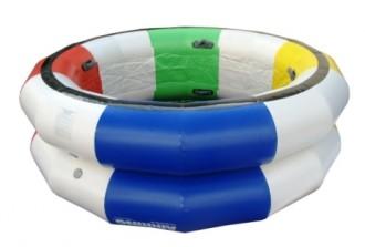 Trampoline gonflable pour 2 enfants 4 à 12 ans - Devis sur Techni-Contact.com - 3