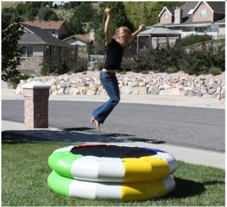 Trampoline gonflable pour 2 enfants 4 à 12 ans - Devis sur Techni-Contact.com - 5
