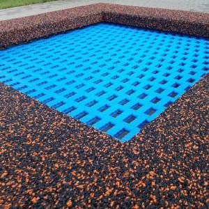 Trampoline Kariboo pour aire de jeux - Devis sur Techni-Contact.com - 4