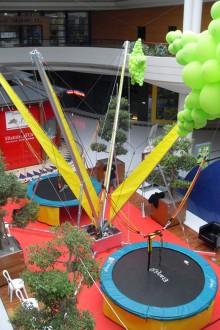 Trampoline pour parc d'attraction - Devis sur Techni-Contact.com - 7