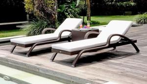 Transat chaises longues - Devis sur Techni-Contact.com - 1