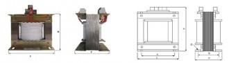 Transformateur monophasé de séparation 100VA à 4kVA - Devis sur Techni-Contact.com - 1