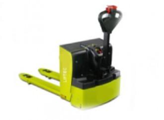 Transpalette électrique charges sur palettes - Devis sur Techni-Contact.com - 2