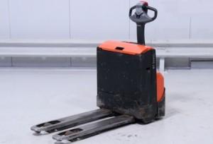 Transpalette électrique occasion accompagnant - Devis sur Techni-Contact.com - 1