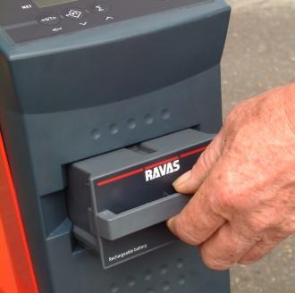 Transpalette peseur avec batterie Charge 2200 Kg - Devis sur Techni-Contact.com - 2