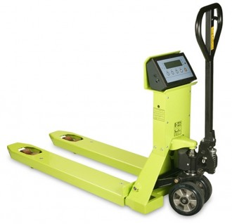 Transpalette peseur Charge 2500 Kg - Devis sur Techni-Contact.com - 1