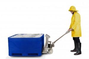 Transpalette peseur en acier inoxydable - Devis sur Techni-Contact.com - 2