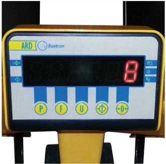 Transpalette peseur professionnel - Devis sur Techni-Contact.com - 3