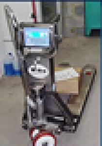 Transpalette peseur jusqu'à 2000kg - Devis sur Techni-Contact.com - 1