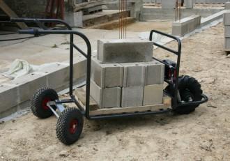 Transporteur chariot électrique - Devis sur Techni-Contact.com - 2