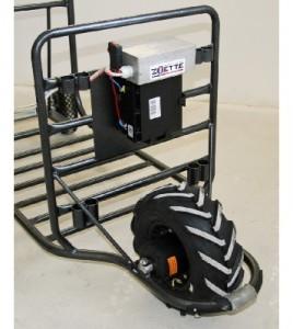 Transporteur chariot électrique - Devis sur Techni-Contact.com - 4