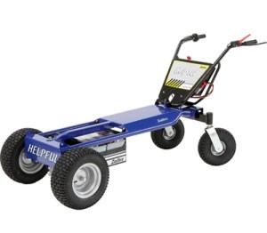 Transporteur de charge électrique à 4 roues Charge 600 Kg - Devis sur Techni-Contact.com - 1