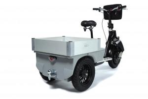 Transporteur électrique pour la maintenance - Devis sur Techni-Contact.com - 2