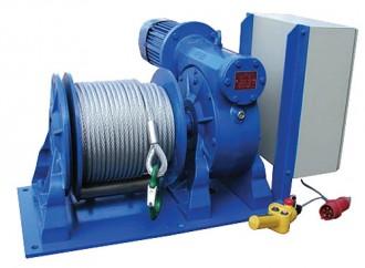 Treuil a cable - Devis sur Techni-Contact.com - 1