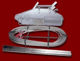 Treuil à câble passant - Devis sur Techni-Contact.com - 1