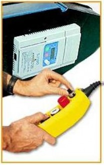 Treuil à variateur fr vitesse électrique - Devis sur Techni-Contact.com - 1