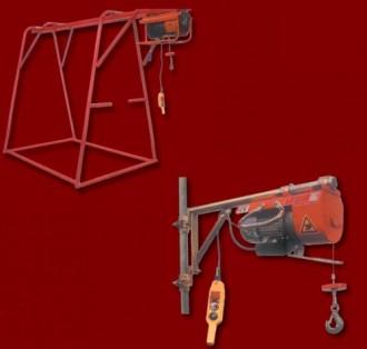 Treuil de chantier - Devis sur Techni-Contact.com - 1
