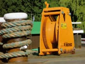 Treuil de halage pour barge - Devis sur Techni-Contact.com - 1