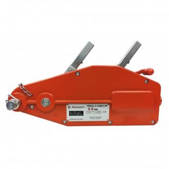 Treuil de levage à câble sans fin - Devis sur Techni-Contact.com - 1