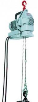 Treuil de levage électrique 100 à 500 Kg - Devis sur Techni-Contact.com - 1