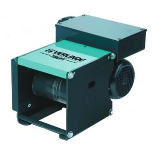 Treuil de levage électrique 125 à 990 kg - Devis sur Techni-Contact.com - 2