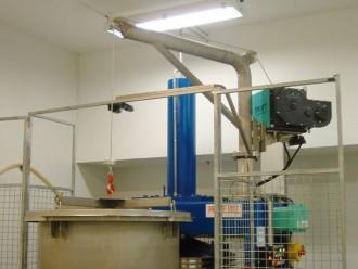 Treuil de levage électrique 125 à 990 kg - Devis sur Techni-Contact.com - 3
