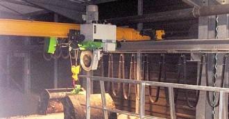 Treuil de levage électrique grande capacité - Devis sur Techni-Contact.com - 1