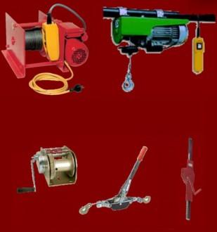 Treuil de levage industriel - Devis sur Techni-Contact.com - 1