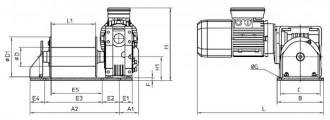 Treuil électrique à câble et levage - Devis sur Techni-Contact.com - 2