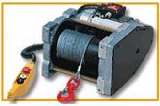 Treuil électrique à commande directe - Devis sur Techni-Contact.com - 1