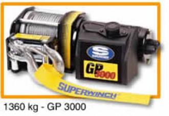 Treuil électrique de halage 1040 kg - Devis sur Techni-Contact.com - 1