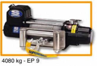 Treuil électrique halage sur véhicules force 2720 kg - Devis sur Techni-Contact.com - 1
