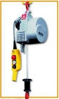 Treuil électrique professionnel de levage - Devis sur Techni-Contact.com - 1