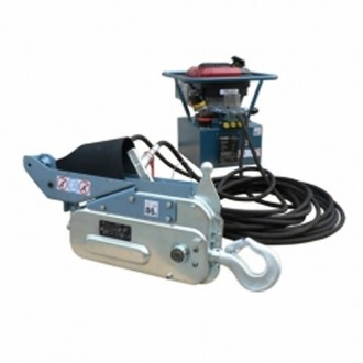 Treuil hydraulique à câble passant - Devis sur Techni-Contact.com - 1